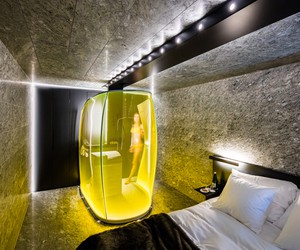 Morphosis Designs New Rooms for 7132 Hotel