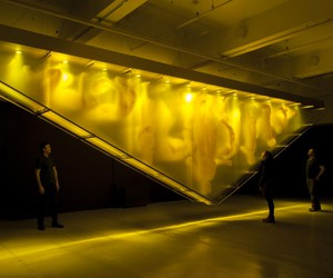 David Spriggs Flips The New York Stock Exchange