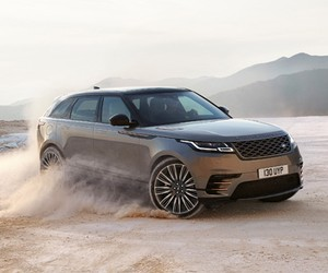 First Look At The New Range Rover Velar