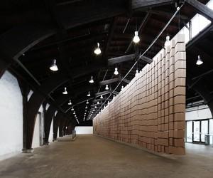 New Zimoun's Installation at Godsbanen