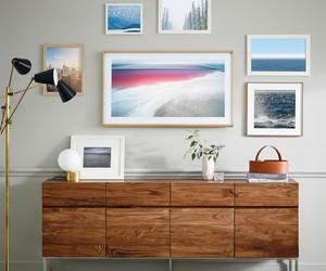 Samsung The Frame TV by Yves Béhar