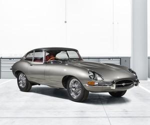 Jaguar Classic Presents the E-Type Reborn