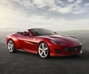 First Look at Ferrari Portofino