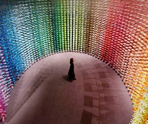 Color Mixing by Emmanuelle Moureaux