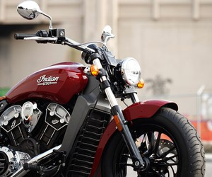 The 2015 Indian Scout. The Legend Is Back