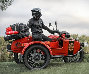 2018 Ural Gear Up