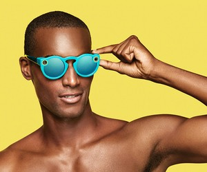 Snapchat's Spectacles Video-Recording Sunglasses