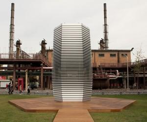 Daan Roosegaarde's Smog Vacuum Cleaner