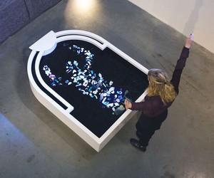 Plastic Reflectic Installation by Thijs Biersteker