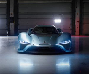NextEV unveils World's Fastest Electric Supercar