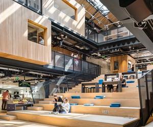 Airbnb Dublin Headquarters by Heneghan Peng