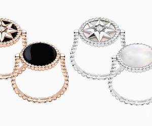 """""""ROSE DES VENTS"""" JEWELS BY DIOR JOAILLERIE"""