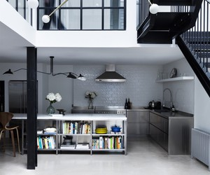 Warehouse Apartment by Paper House Project
