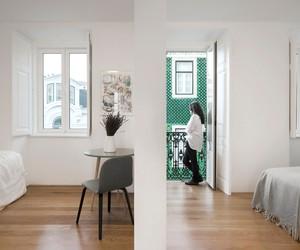 Príncipe Real Apartment by Fala Atelier, Lisbon