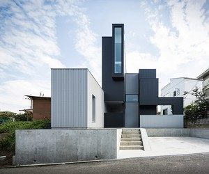 Scape House by FORM /Kouichi Kimura Architects