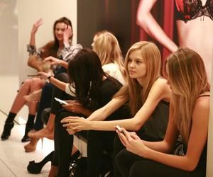 Casting the 2011 Victoria's Secret Fashion Show