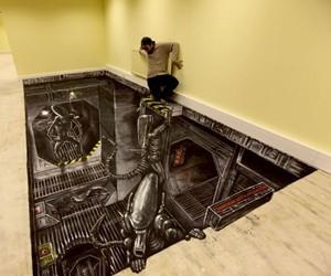 Stunning 3D Illusions Street Art