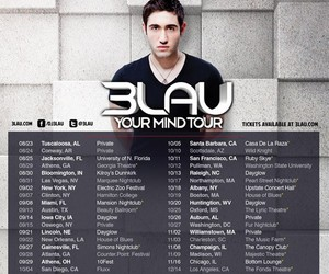3LAU HAUS 5 + 3LAU Your Mind Tour Dates