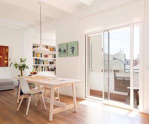 GokoStudio Renovates 50 SQM Flat in Barcelona