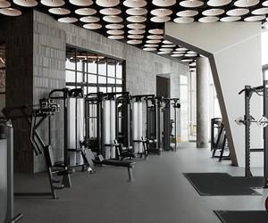 Warehouse GYM D3, Dubai / VSHD Design