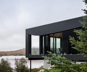 La Barque House, Canada / ACDF Architecture
