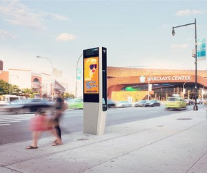 NYC Replaces PayPhone with Free Gigabit Wi-Fi hub