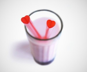 Heart-Shaped Straws