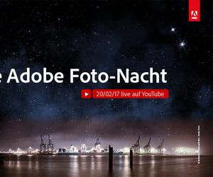 Adobe Foto-Nacht