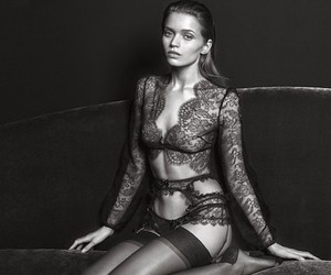 Abbey Lee Kershaw for Agent Provocateur