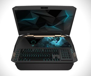 Acer Predator 21 X Curved Laptop