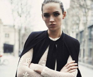Adrienne Juliger by Claudia Knoepfel for Vogue
