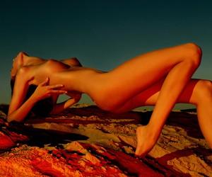 Desert by Alexander Ermakov