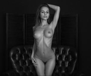 Alexandra Smelova by Alexander Fess