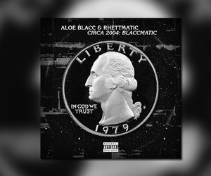 "Aloe Blacc & DJ Rhettmatic – ""Blaccmatic"""