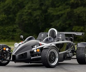 700 Horsepower Twin Charged Ariel Atom