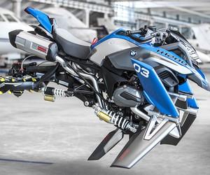 BMW x LEGO Hover Bike