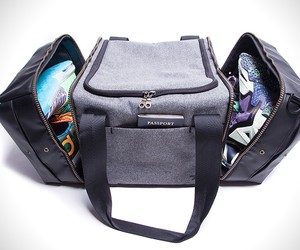 Sneaker Duffel Bag | Shrine
