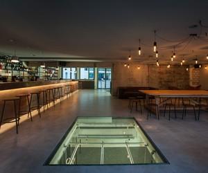 Balboa Bar & Gym in Zurich by helsinkizurich