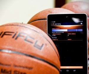 Bluetooth Basketball