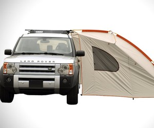 SUV Roof Rack Tent