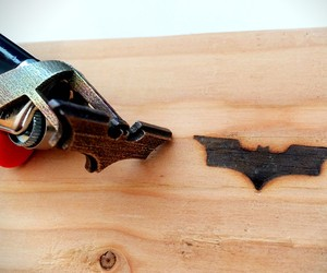 Batman Branding Iron Lighter