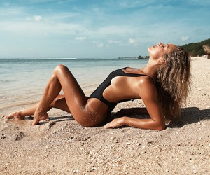 """Surfer x Model"" – Beach Life with Bree Kleintop"