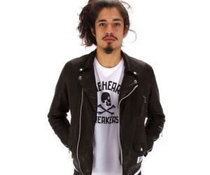 Bedwin Leather Double Riders Jacket