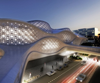 King Abdullah Metro Station by Zaha Hadid