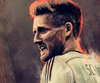 Paintings Of Germany's Players
