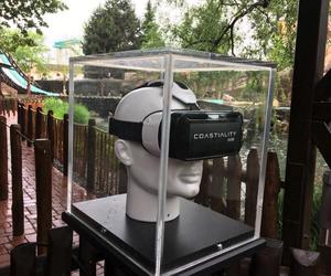 WHUDAT @ Virtual Reality Coaster / Europapark