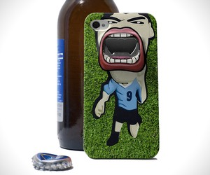 Luis Suarez Bottle Opener Phone Case