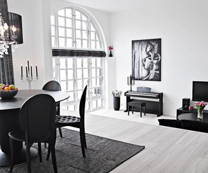 Stylish Duplex Apartment in Copenhagen