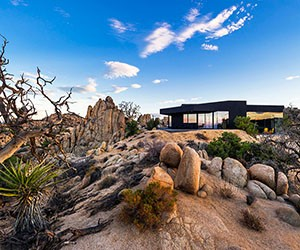 Black Desert House - Joshua Tree