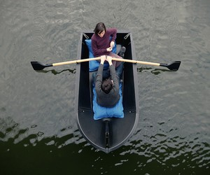 Foldable Rowboat